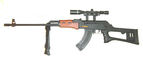 ak sniper airsoft rifle