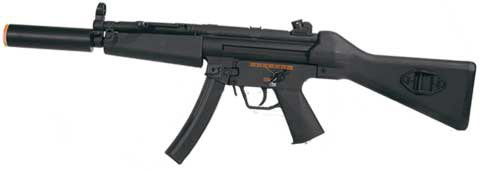 mp5 airsoft electric rifle picture