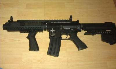 King arms VLTOR CASV-M CQB