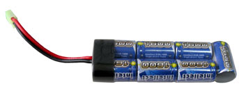 Photo of battery for Airsoft JG G36